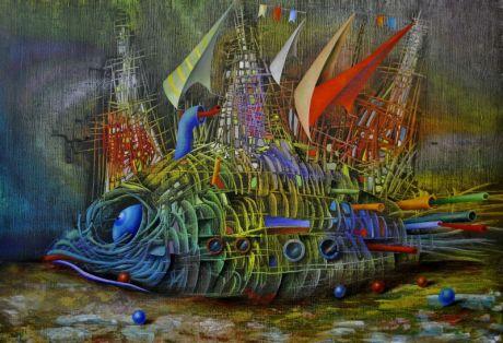 живопись киевского художника Андрея Лозового