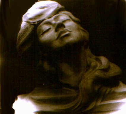 скульптура, автор Светлана Терлецкая