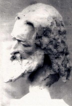 Мужской портрет, бюст