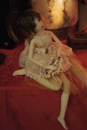 продажа шарнирной куклы